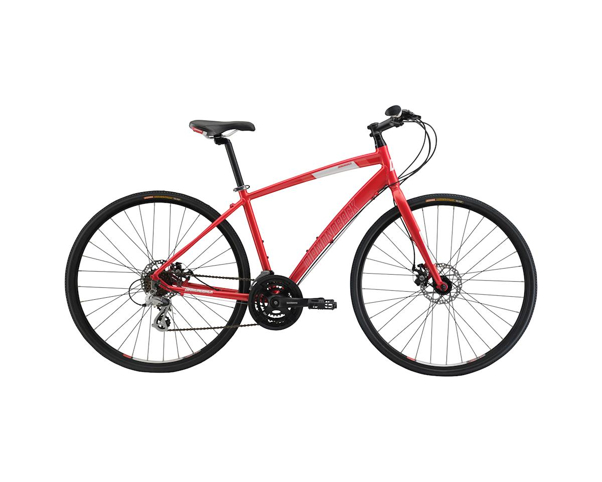 Image 3 for Diamondback Clarity 2 Women's Hybrid Bike -- 2017 Performance Exclusive (Red) (Large)