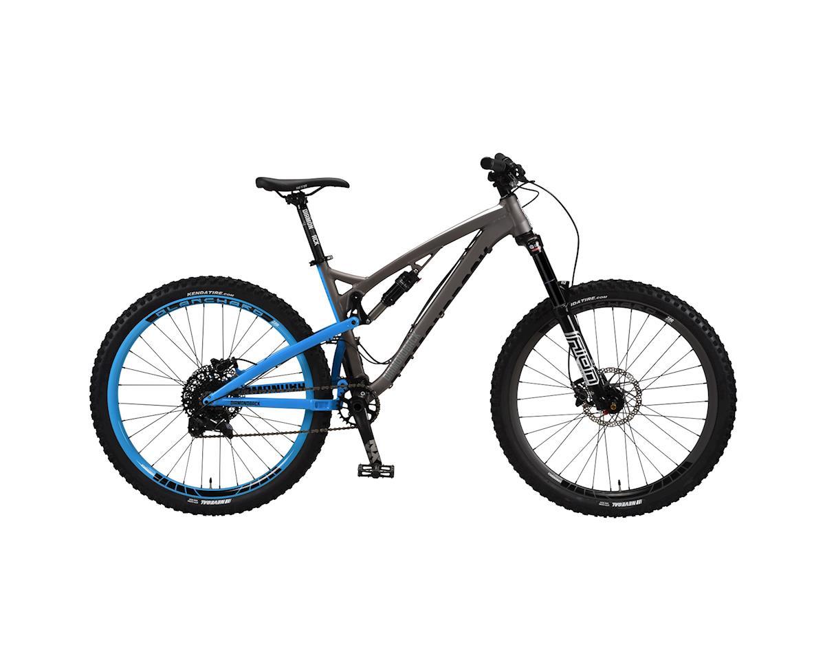 Diamondback Release Mountain Bike - 2017 Performance Exclusive (Silver) (Xlarge)