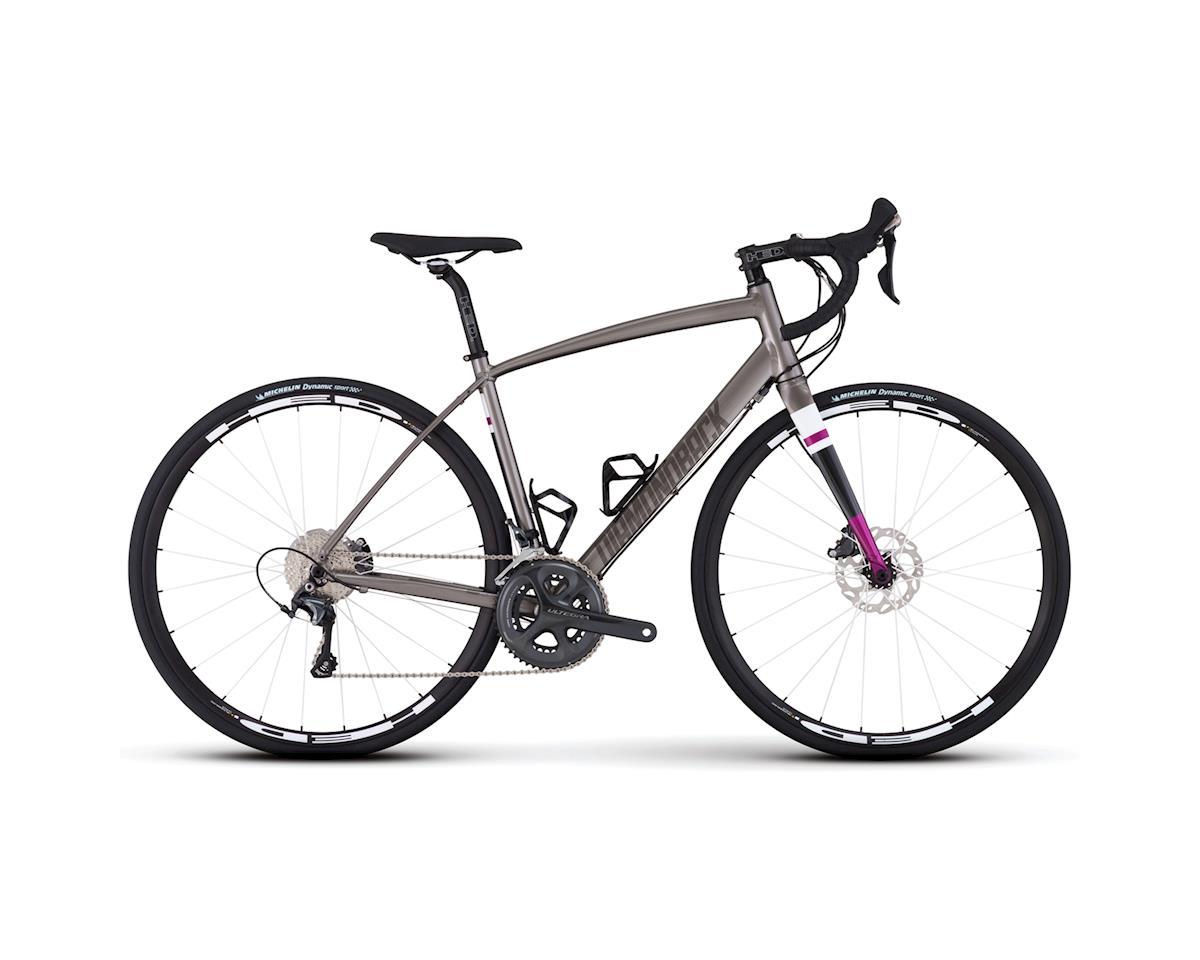 Diamondback Airen 2 Women's Road Bike - 2017 (Silver) (56)