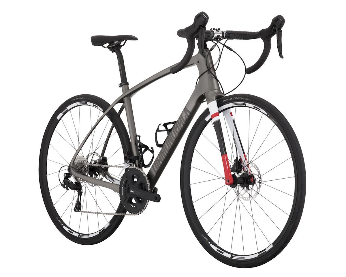Diamondback Airen 4 Carbon Women's Road Bike - 2017 (Silver) (56)