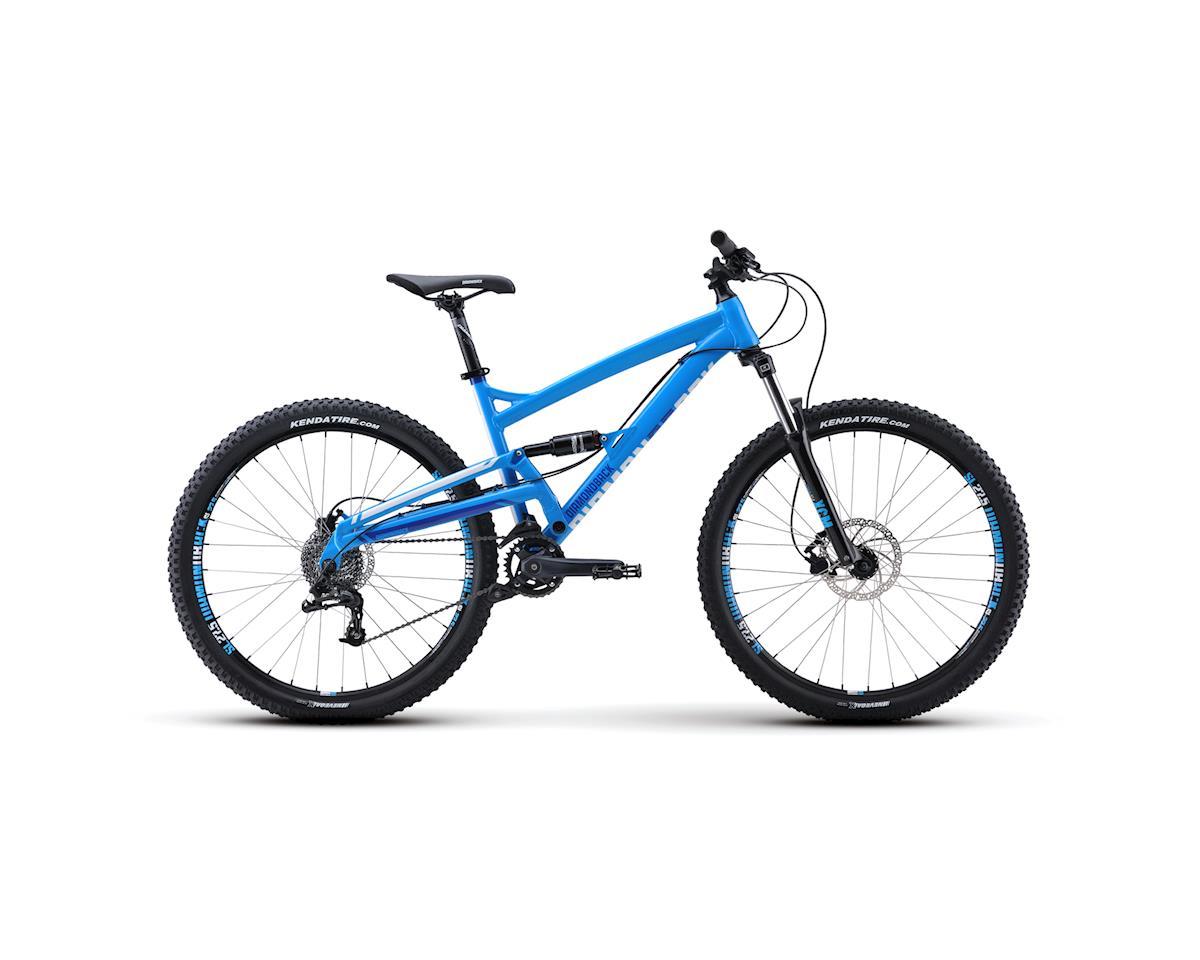 Diamondback Atroz 27.5 Mountain Bike - 2017 (Blue) (Medium)