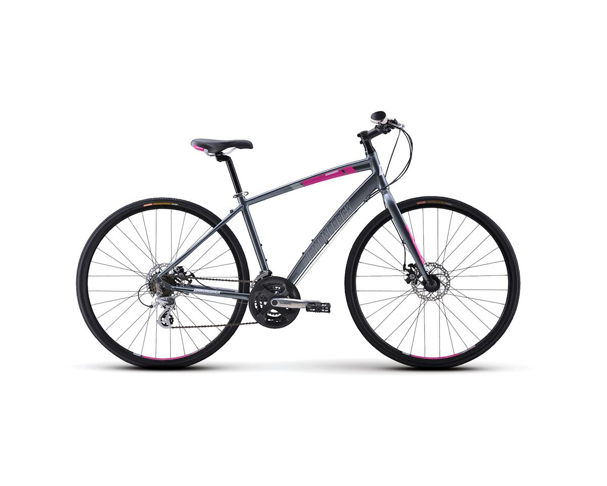 Diamondback Clarity 2 Women's Flat Bar Road Bike - 2017 (Grey) (Xsmall)