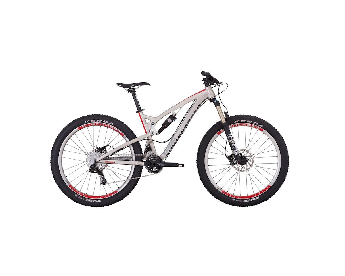 Diamondback Catch 1.0 27.5+ Mountain Bike - 2016 (Silver) (Large)