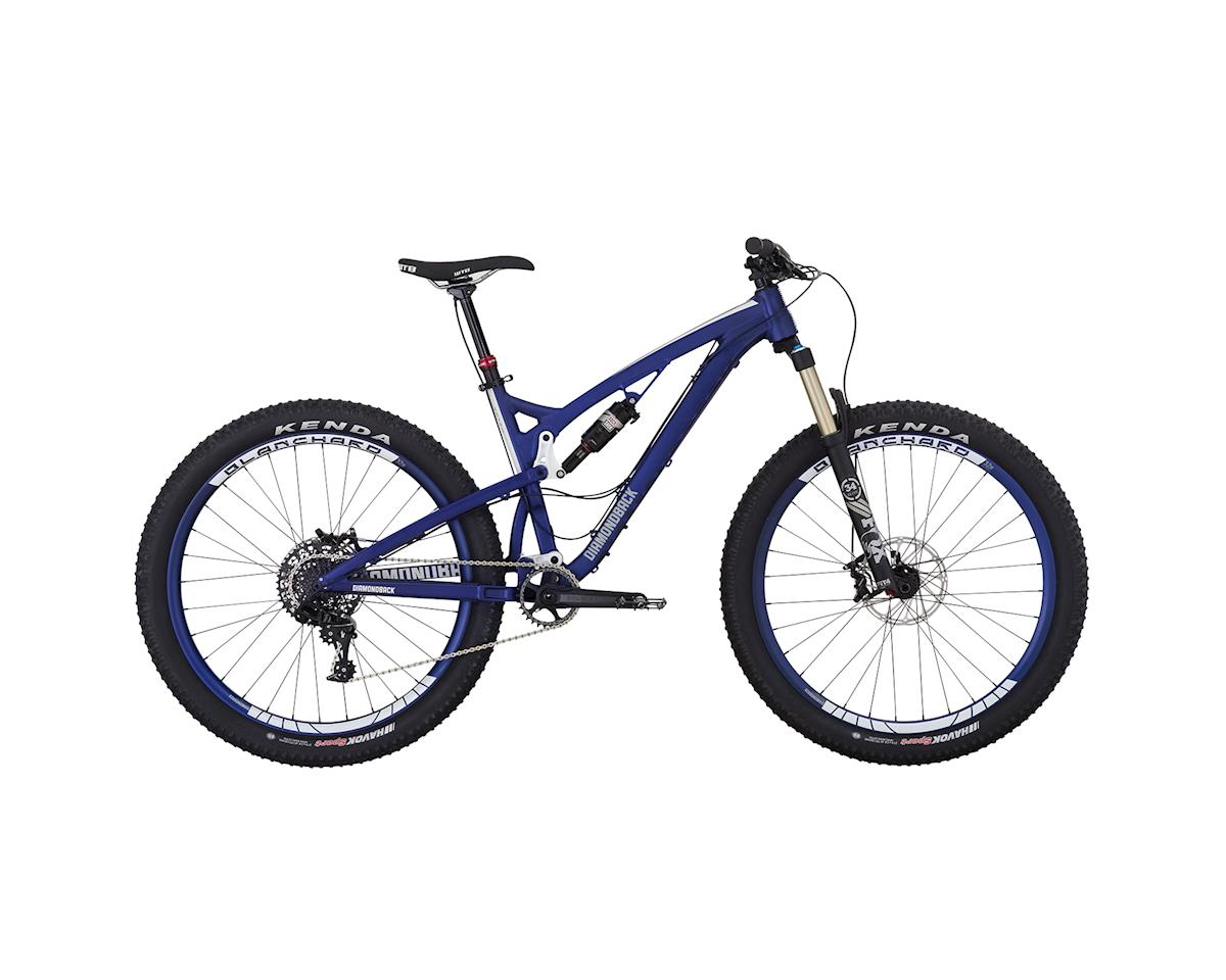 Diamondback Catch 2.0 27.5+ Mountain Bike - 2016 (Blue) (Large)