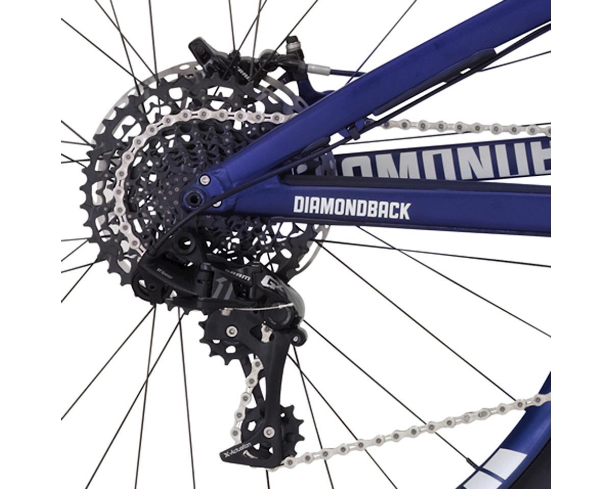 Diamondback Catch 2.0 27.5+ Mountain Bike - 2016 (Blue) (Large)