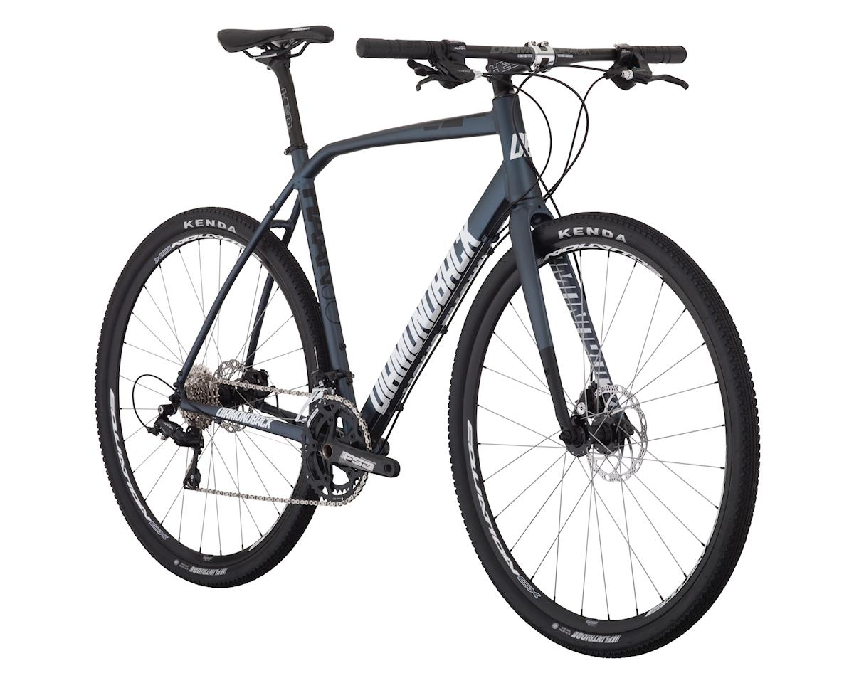 Diamondback Haanjo Gravel Road Bike - 2017 (Silver) (56)