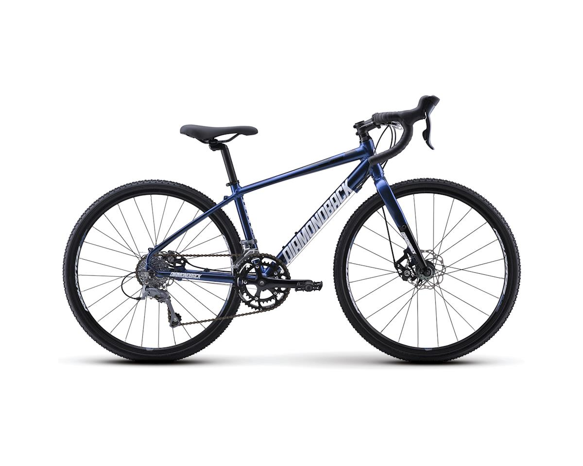 149a084be8b Diamondback Haanjo Trail 24 Youth Gravel Bike - 2017 (Blue) (24) [YB ...
