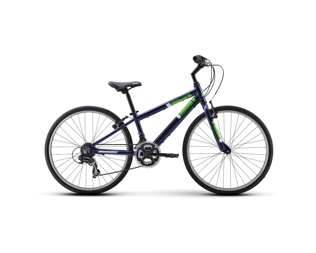 "Diamondback Insight 24"" Kid's Bike - 2017 (Blue) (24)"