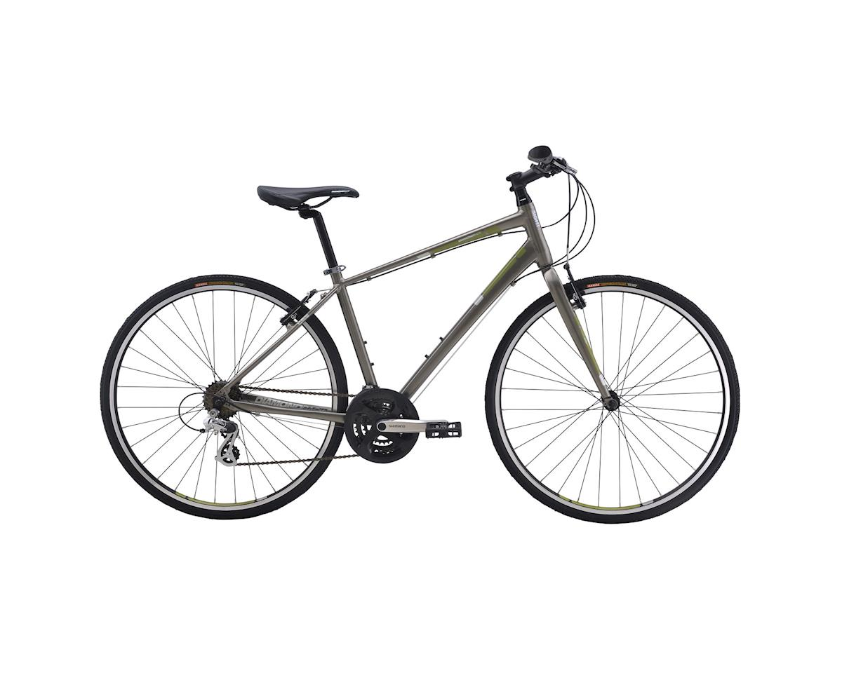 Diamondback Insight 1 Commuter Bike - 2016 (Grey) (Xlarge)