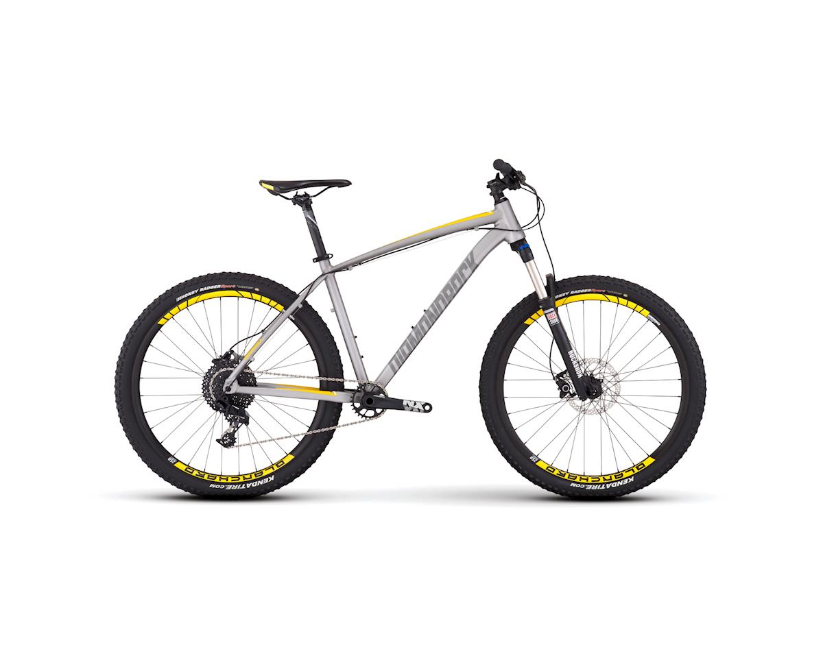 Diamondback Overdrive Comp 27.5 Mountain Bike - 2017 (Silver) (Xlarge)