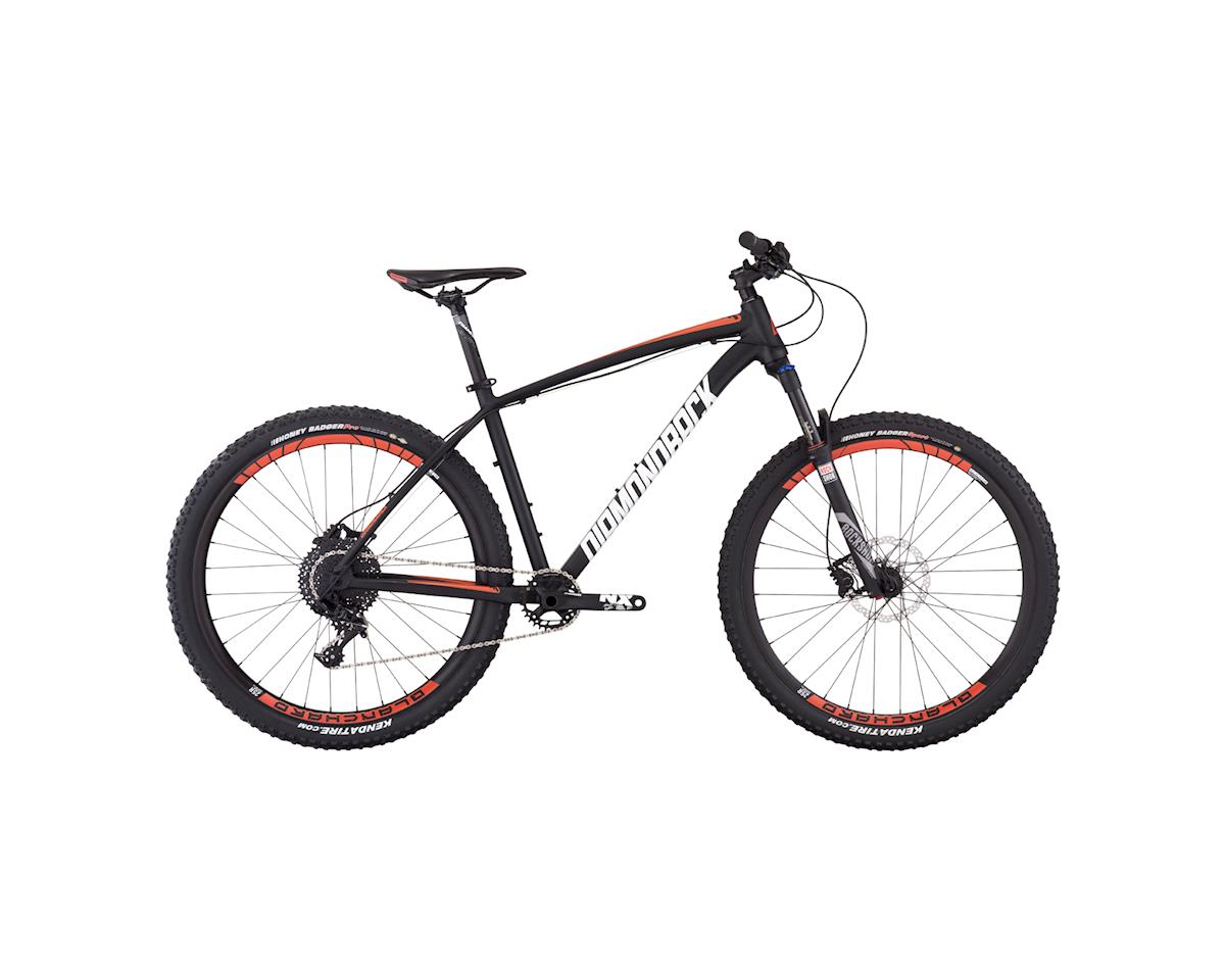 Diamondback Overdrive Pro 27.5 Mountain Bike - 2017 (Black) (Xlarge)