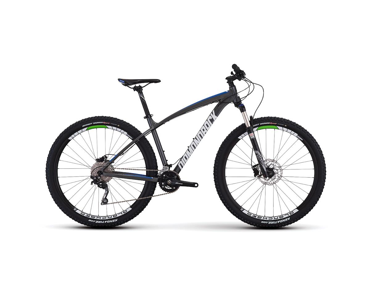 Diamondback Overdrive Comp 29er Mountain Bike - 2017 (Silver) (Xlarge)