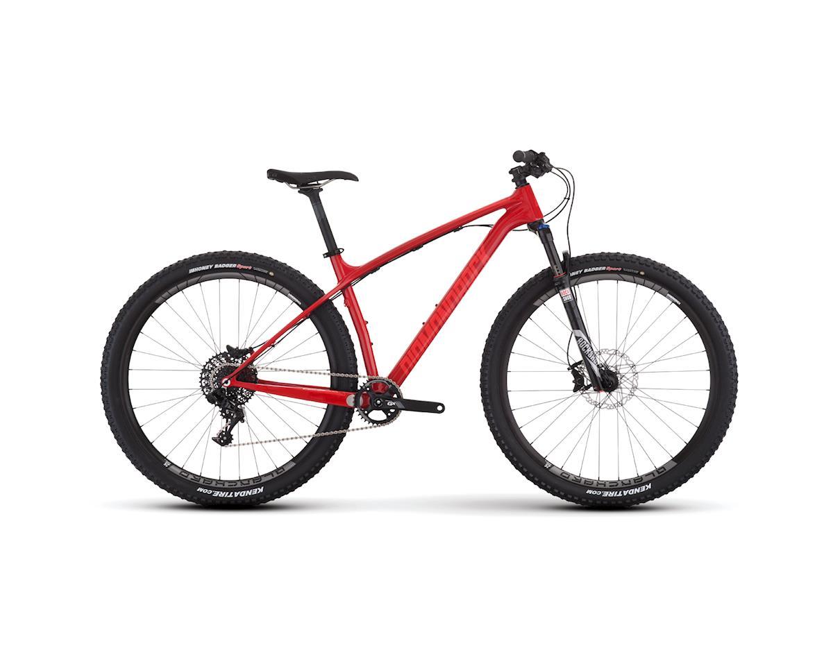 Diamondback Overdrive Carbon Pro 29er Mountain Bike - 2017 (Red) (Xlarge)