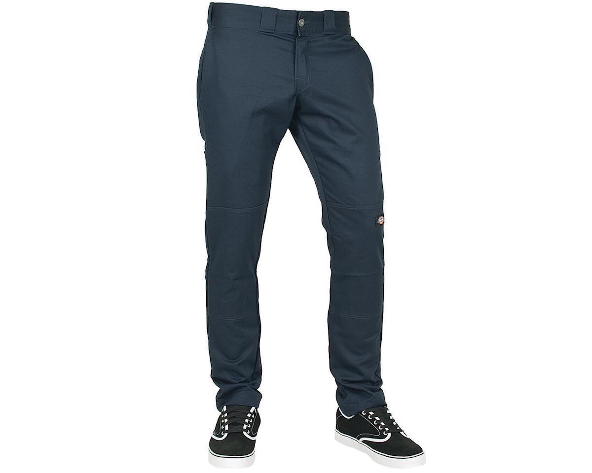 Dickies Flex Skinny Straight Work Pants (Dark Navy) (28)