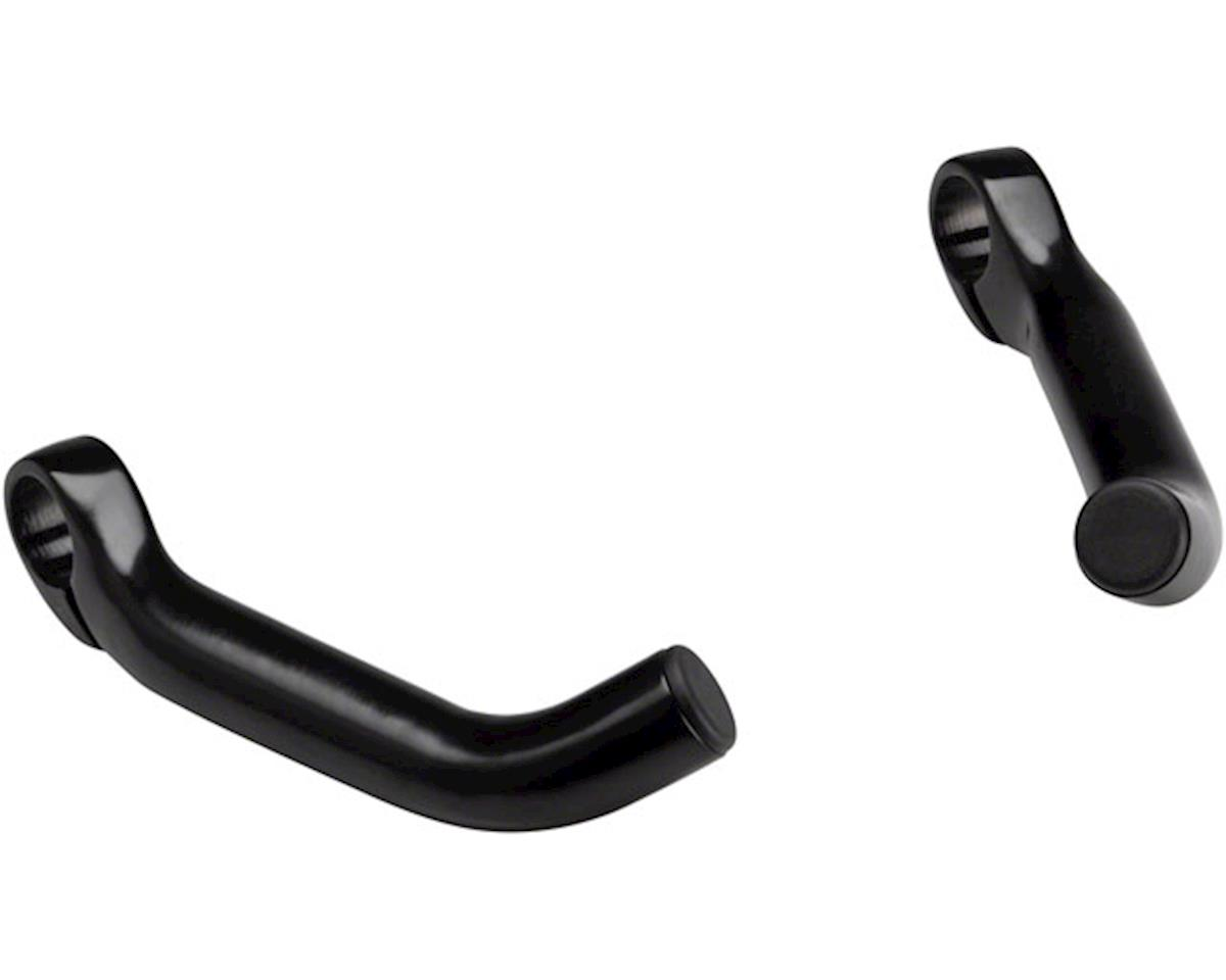 Dimension Forged Bar Ends (Black) (Short)