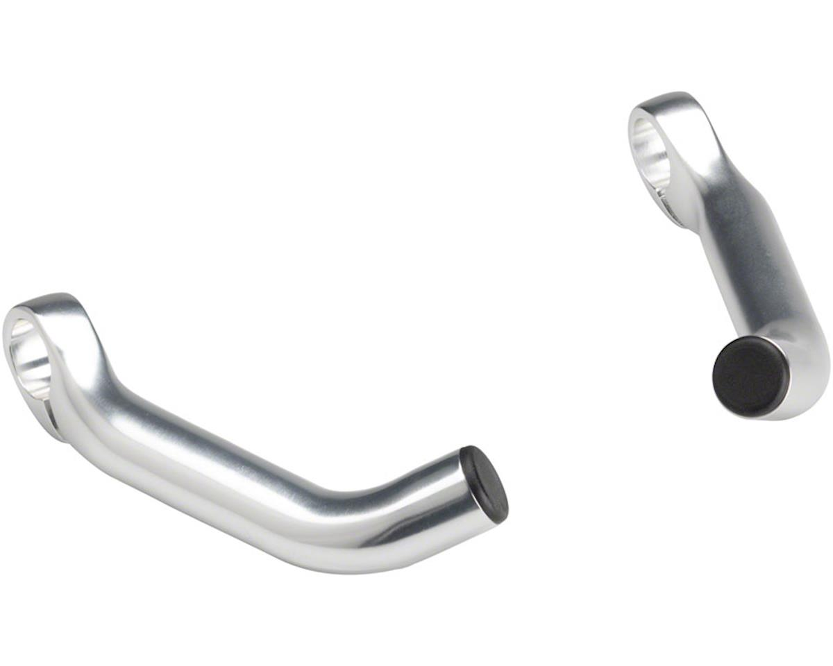 Dimension Forged Bar Ends (Silver) (Short)