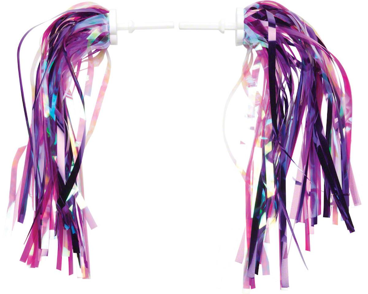 Dimension Kid's Bike Streamers (Pink/Purple) (Pair)