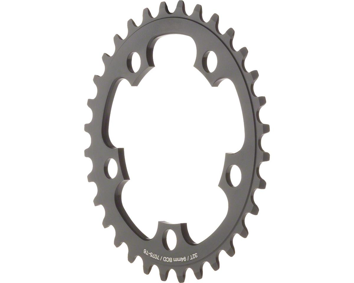 Dimension Middle Chainring (Black) (32T) (94mm BCD) (32T)