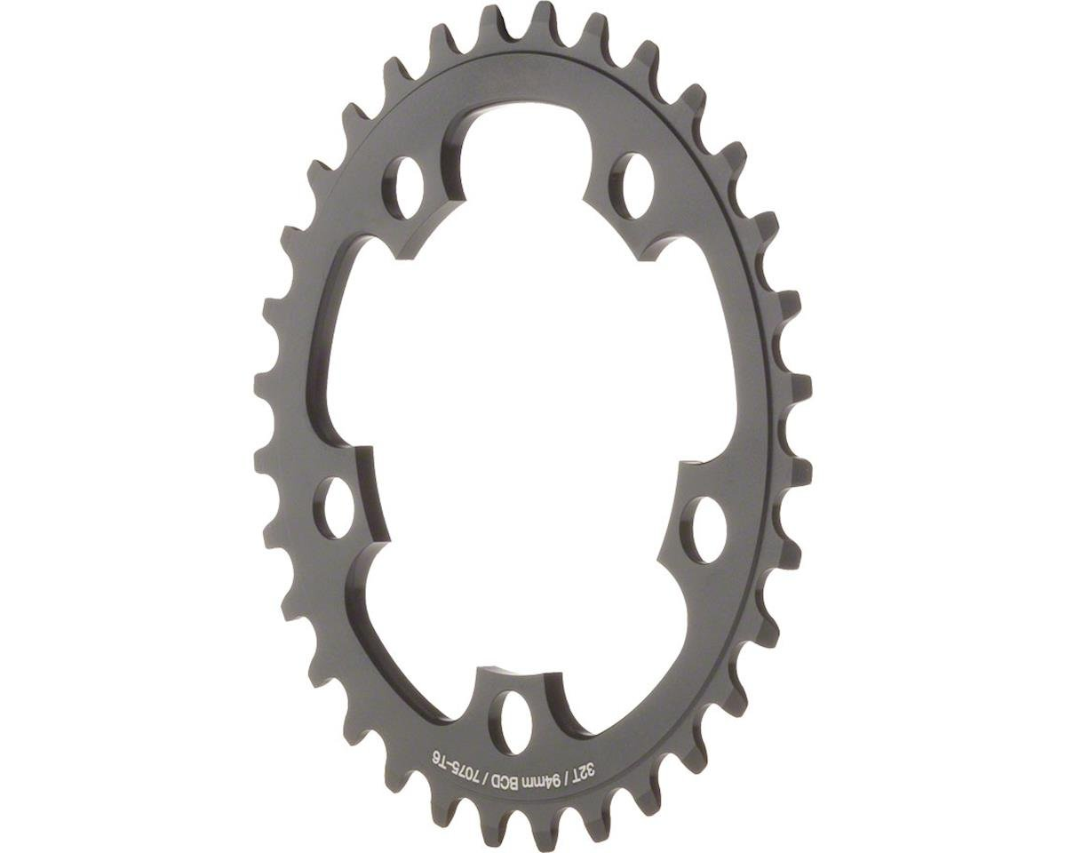 Dimension Middle Chainring (Black) (32T) (94mm BCD)