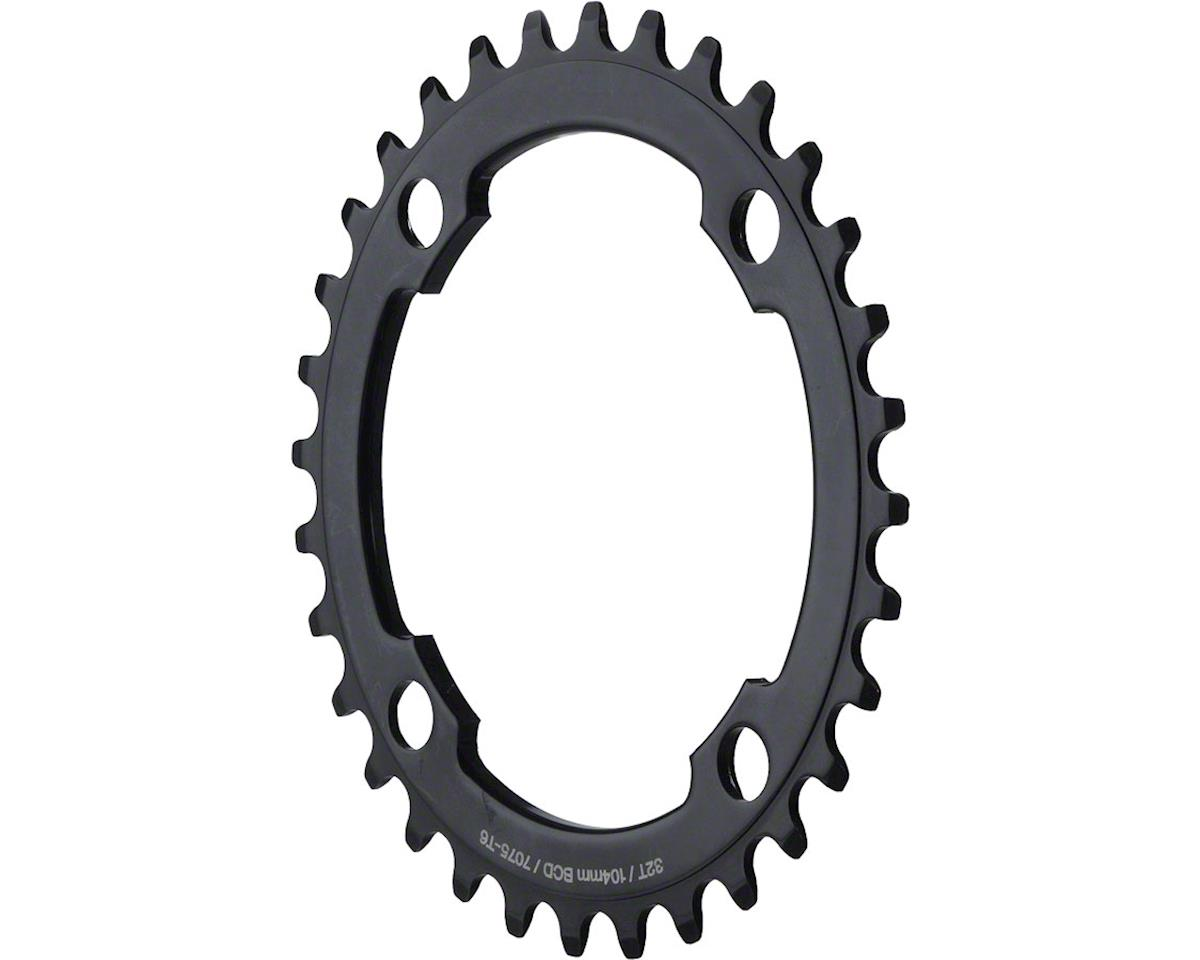 Dimension 32t x 104mm Middle Chainring Black (34T)