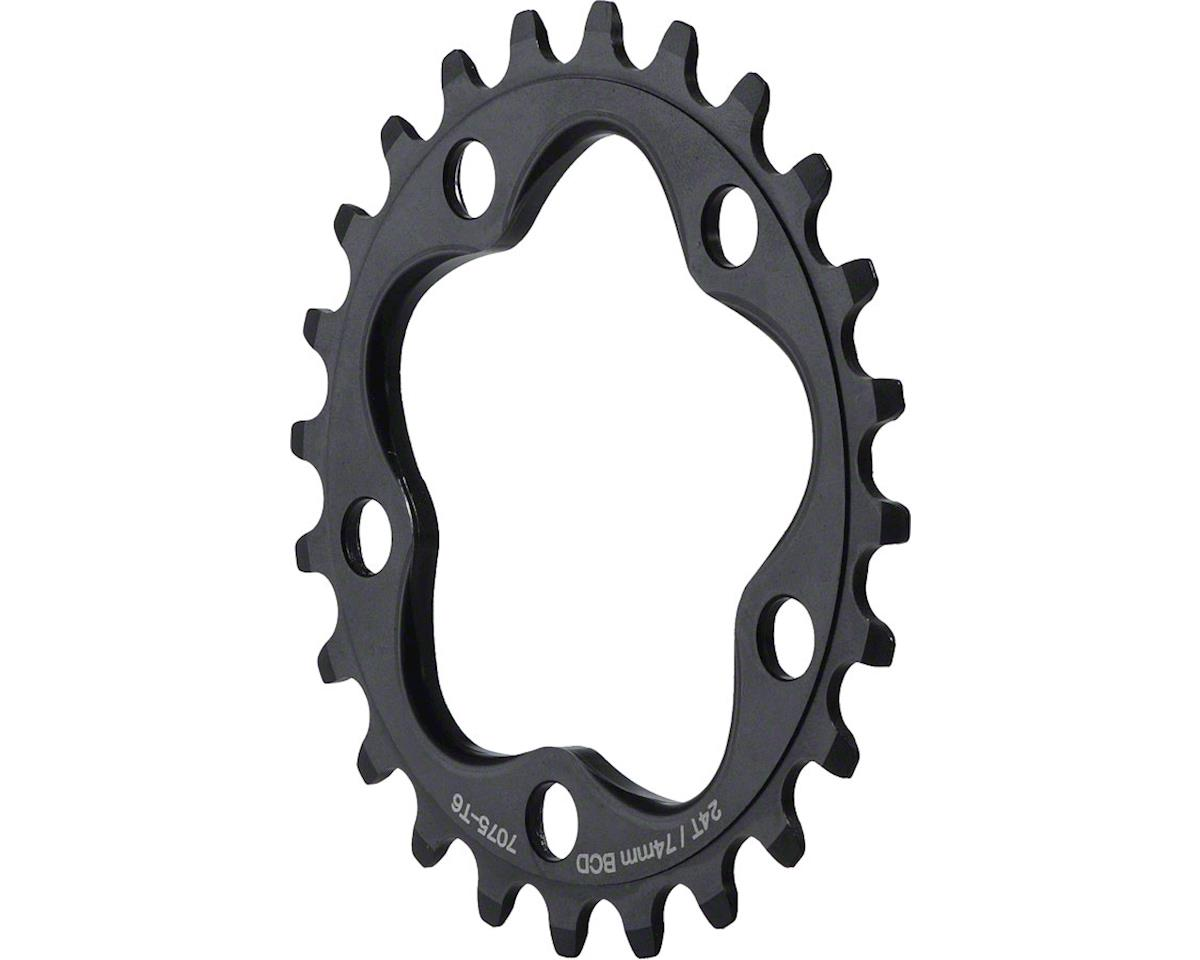 Dimension Inner Chainring (Black) (74mm BCD)