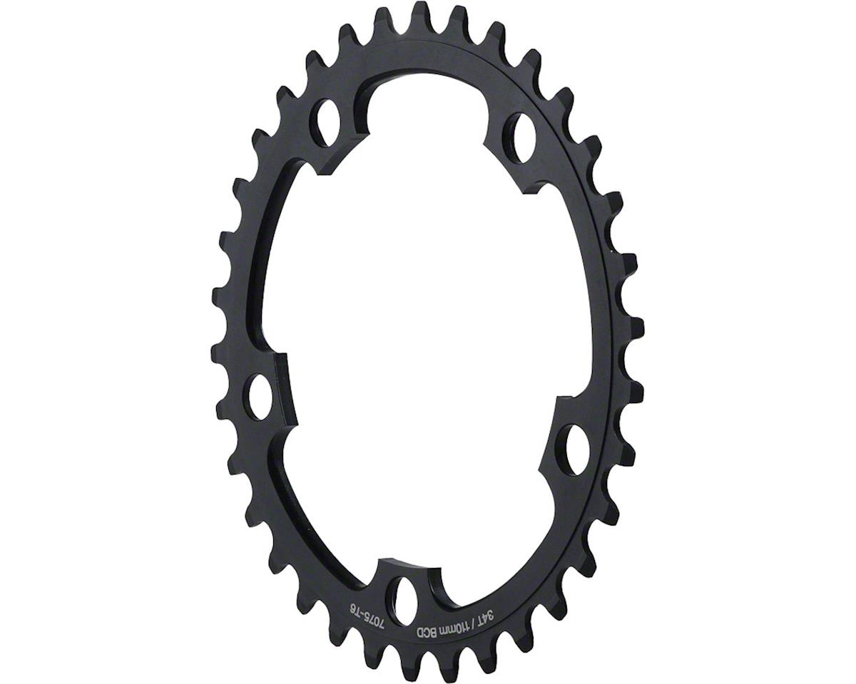Dimension Single Speed Chainring (Black) (110mm BCD)