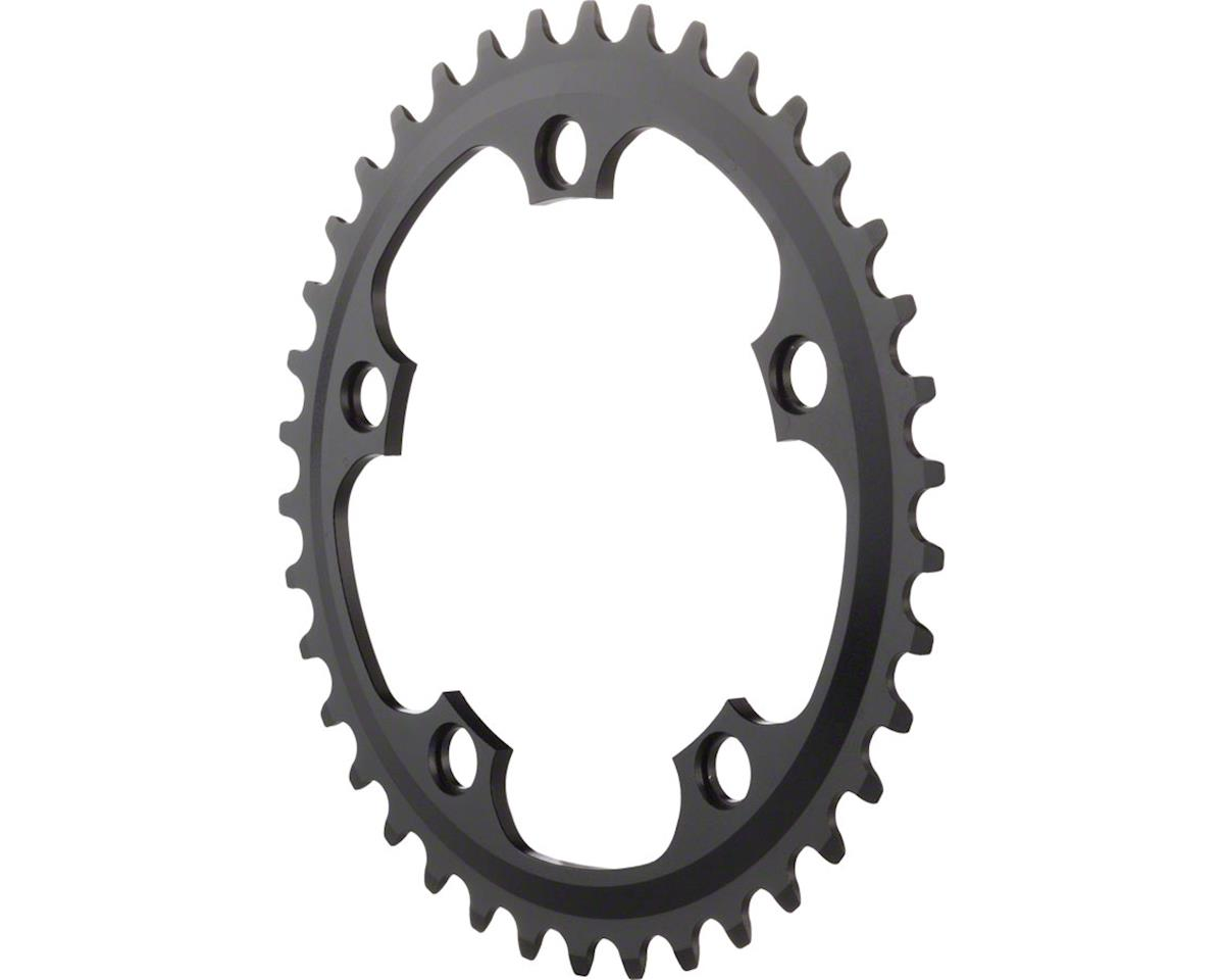 Dimension Single Speed Chainring (Black) (110mm BCD) (38T)