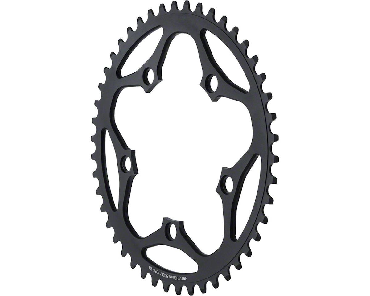 Dimension Outer Chainring (Black) (110mm BCD)