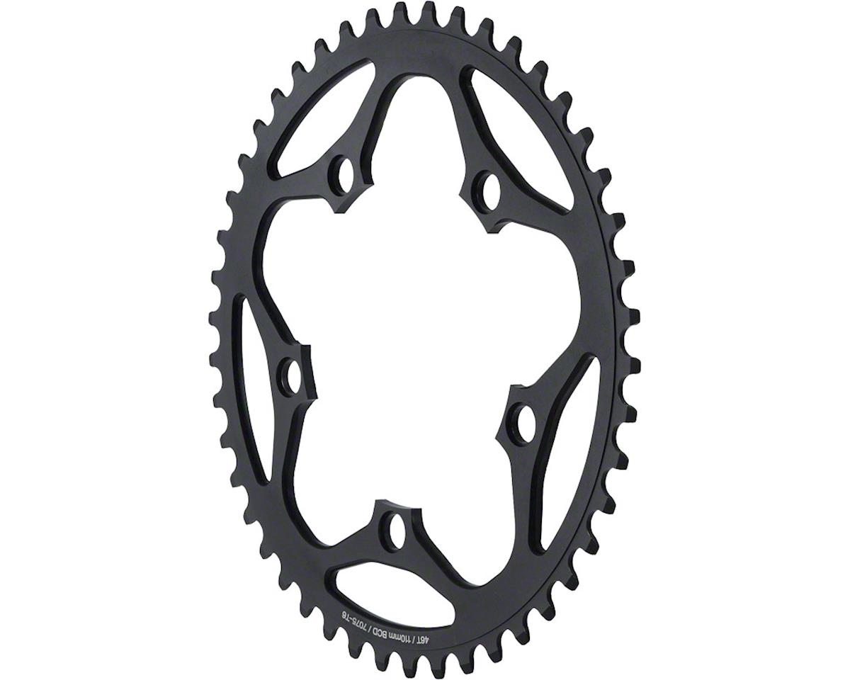 Dimension Outer Chainring (Black) (110mm BCD) (45T)