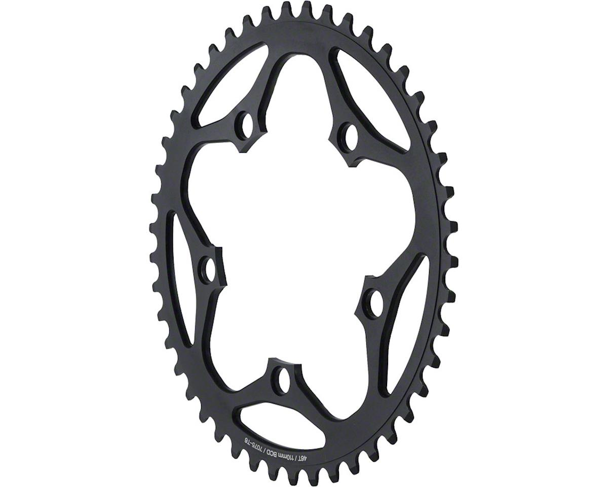 Dimension Outer Chainring (Black) (110mm BCD) (46T)