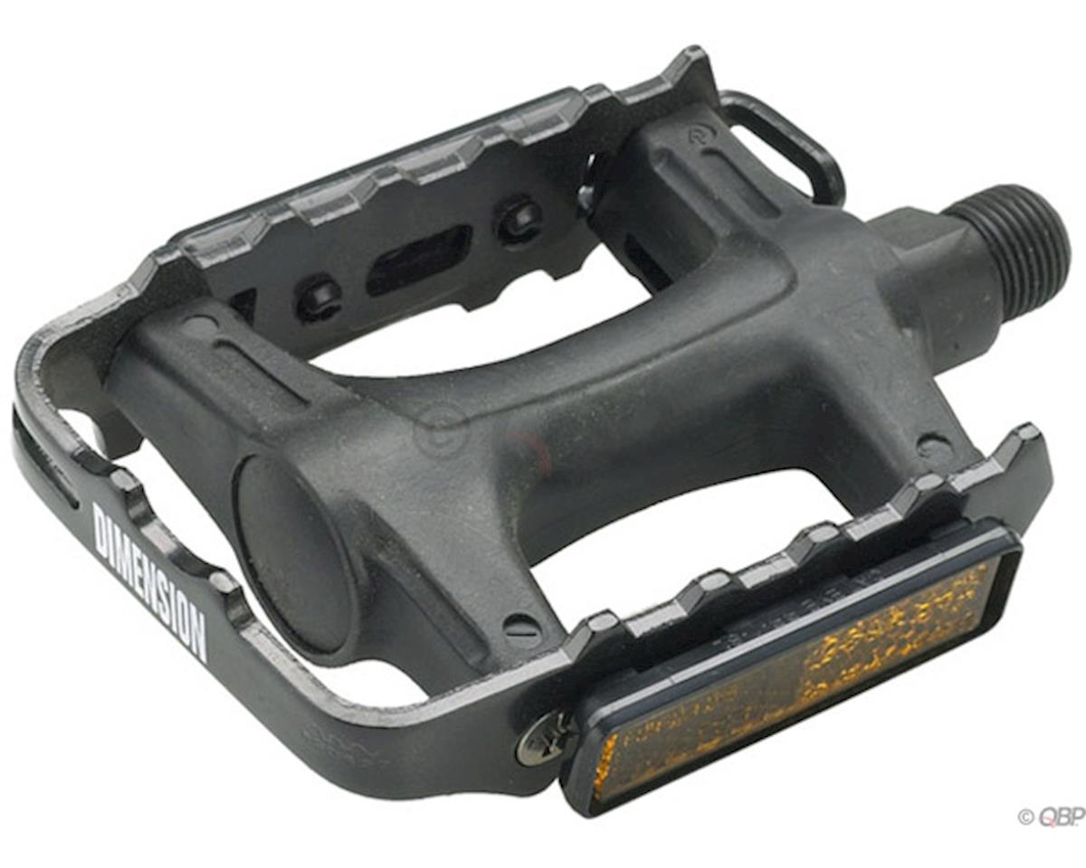 Dimension Sport Pedals (Black/Black)