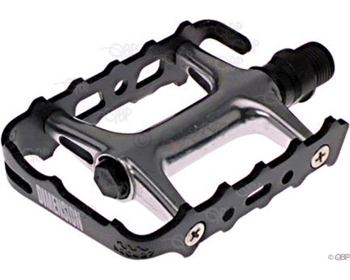 Dimension Pro Mountain Pedals (Black/Silver)