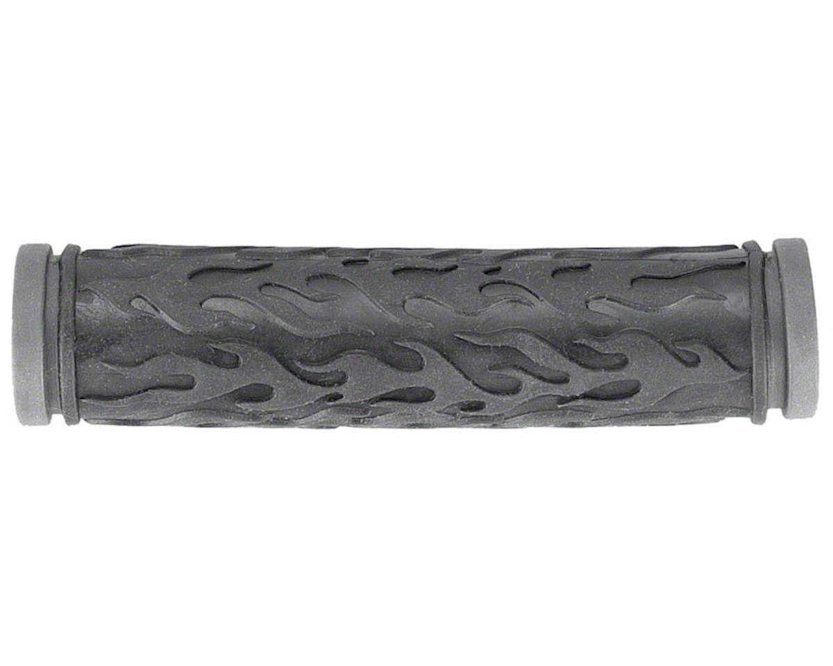 Dual Density Flame Grips (Black/Gray)