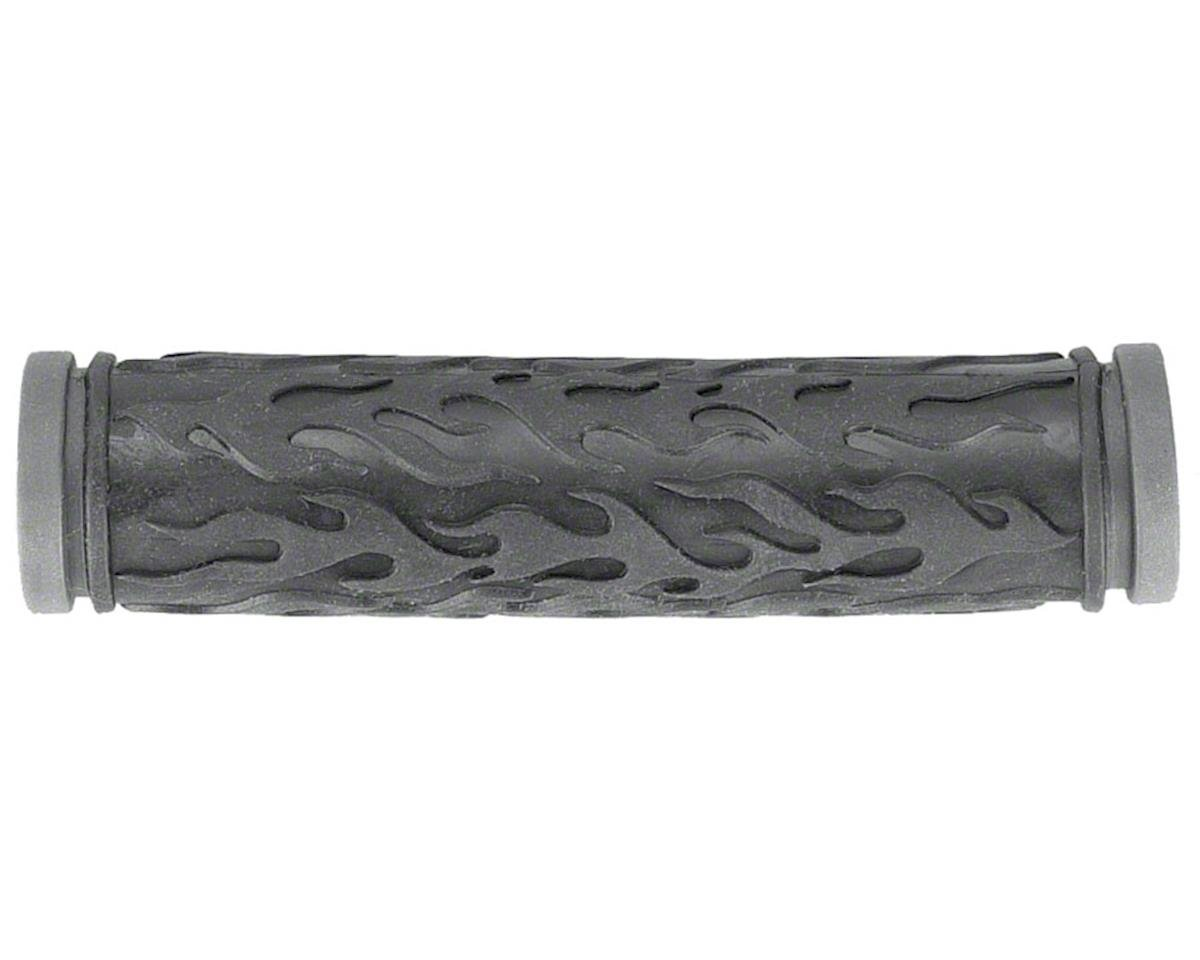 Dimension Dual Density Flame Grips (Black/Gray)