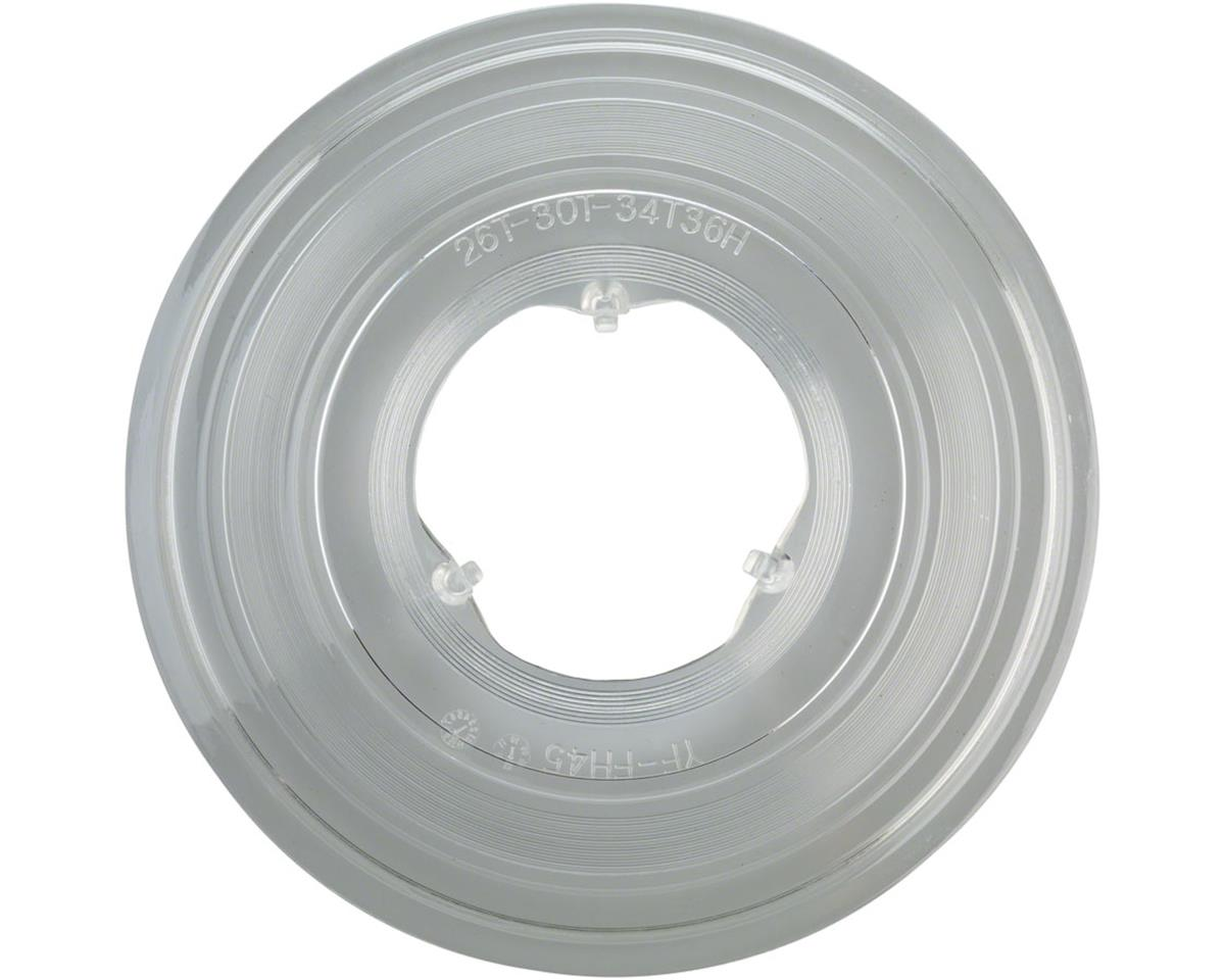 Dimension Freehub Spoke Protector (26-30 Tooth) (3 Hook) (36 Hole Clear Plastic)