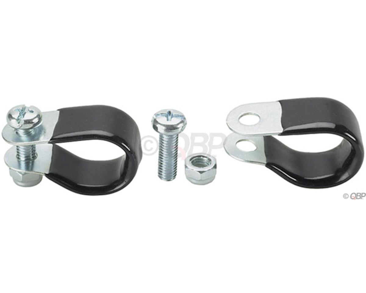 Dimension Seatstay Rack Clamps (For 14-16mm Seat Stays)