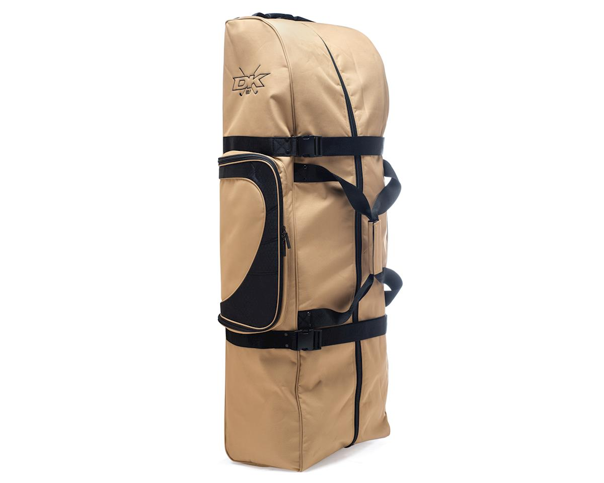 "Image 1 for DK ""Golf"" Bike Flight Bag (Sand)"