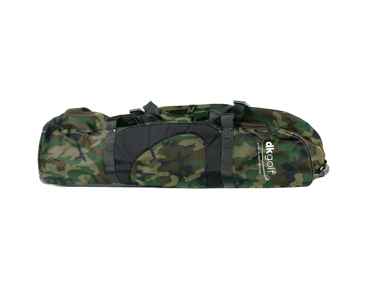 "DK ""Golf"" Bike Flight Bag (Camo/Black)"