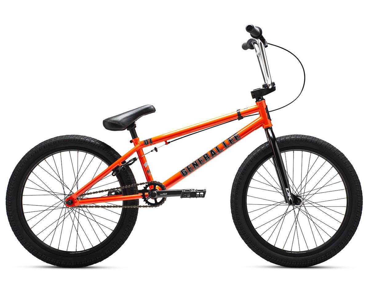 "Image 1 for DK 2020 General Lee 22"" BMX Bike (22.125"" Toptube) (Orange)"