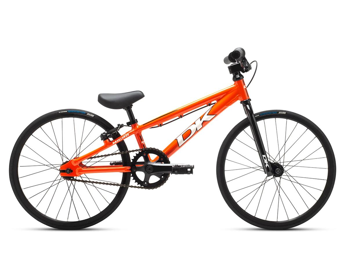 "DK 2020 Swift Micro 18"" BMX Bike (16.25"" Toptube) (Orange)"