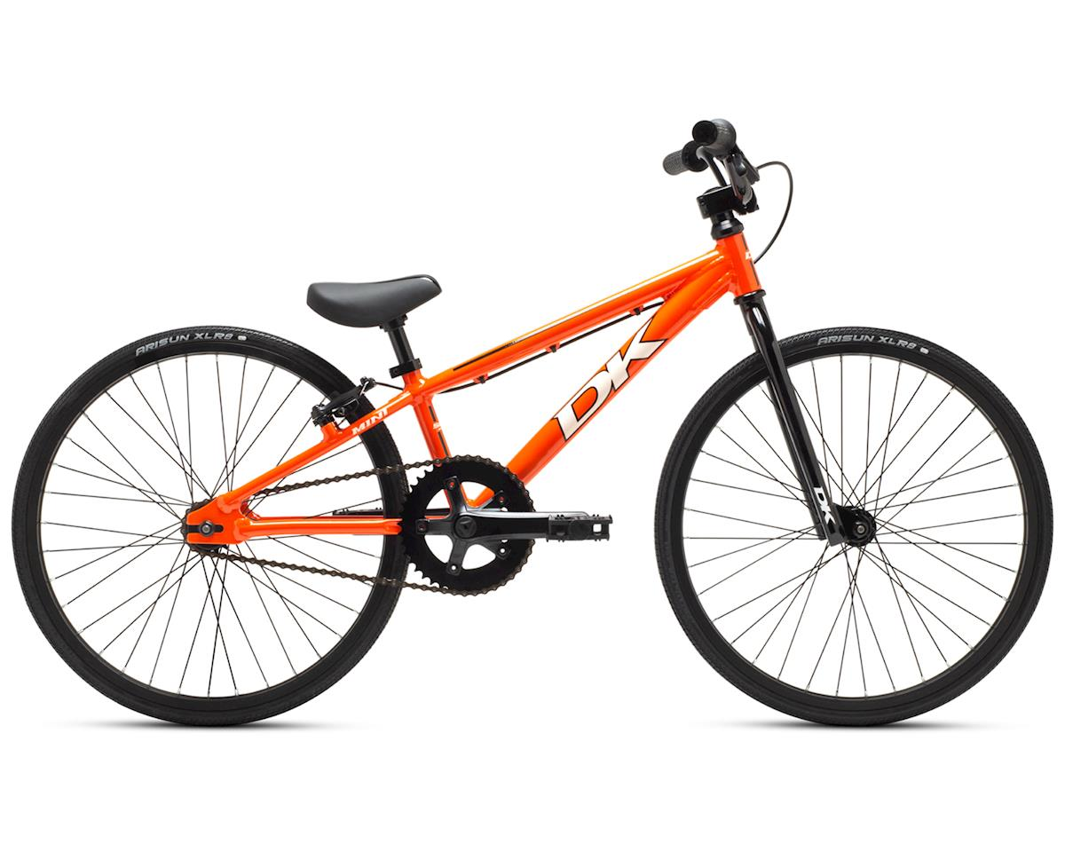 "DK 2020 Swift Mini BMX Bike (17.25"" Toptube) (Orange)"