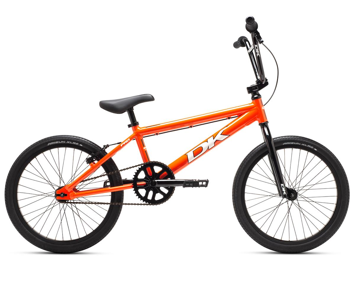 "DK 2020 Swift Pro BMX Bike (20.75"" Toptube) (Orange)"