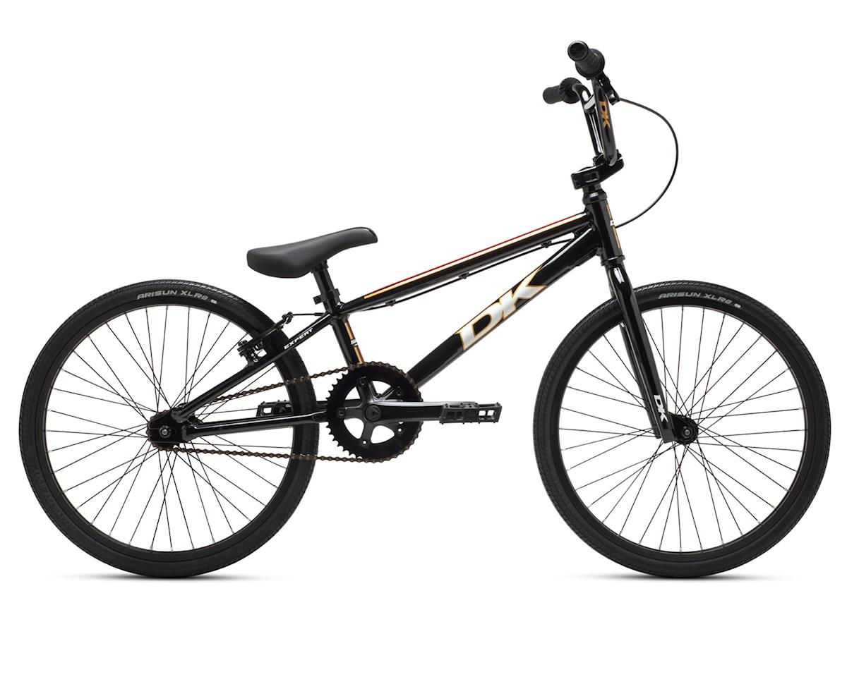 "DK 2020 Swift Expert BMX Bike (19.5"" Toptube) (Black)"