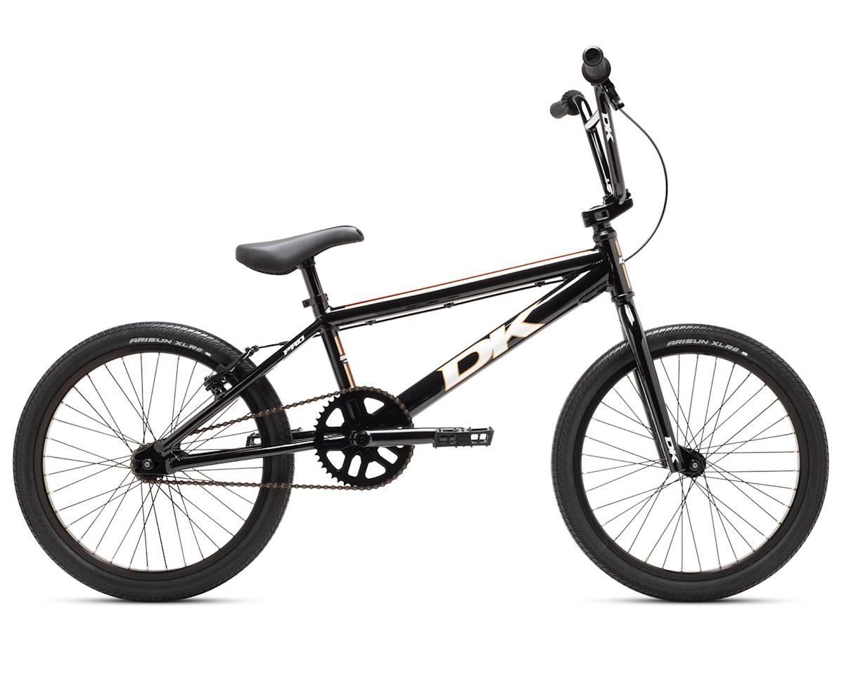 "DK 2020 Swift Pro BMX Bike (20.75"" Toptube) (Black)"
