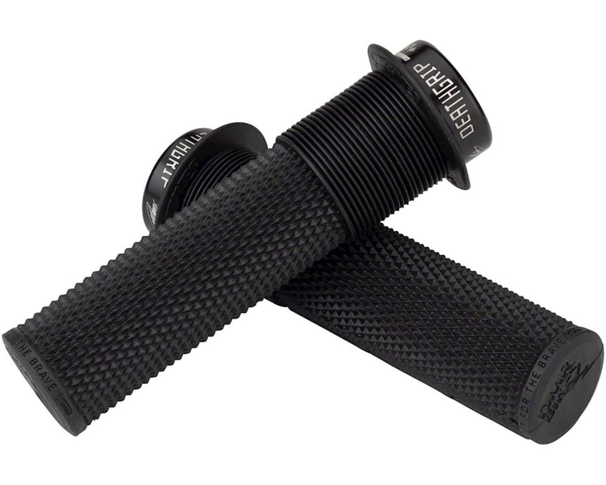 DMR Brendog Race Flanged DeathGrip (Black) (Thick)