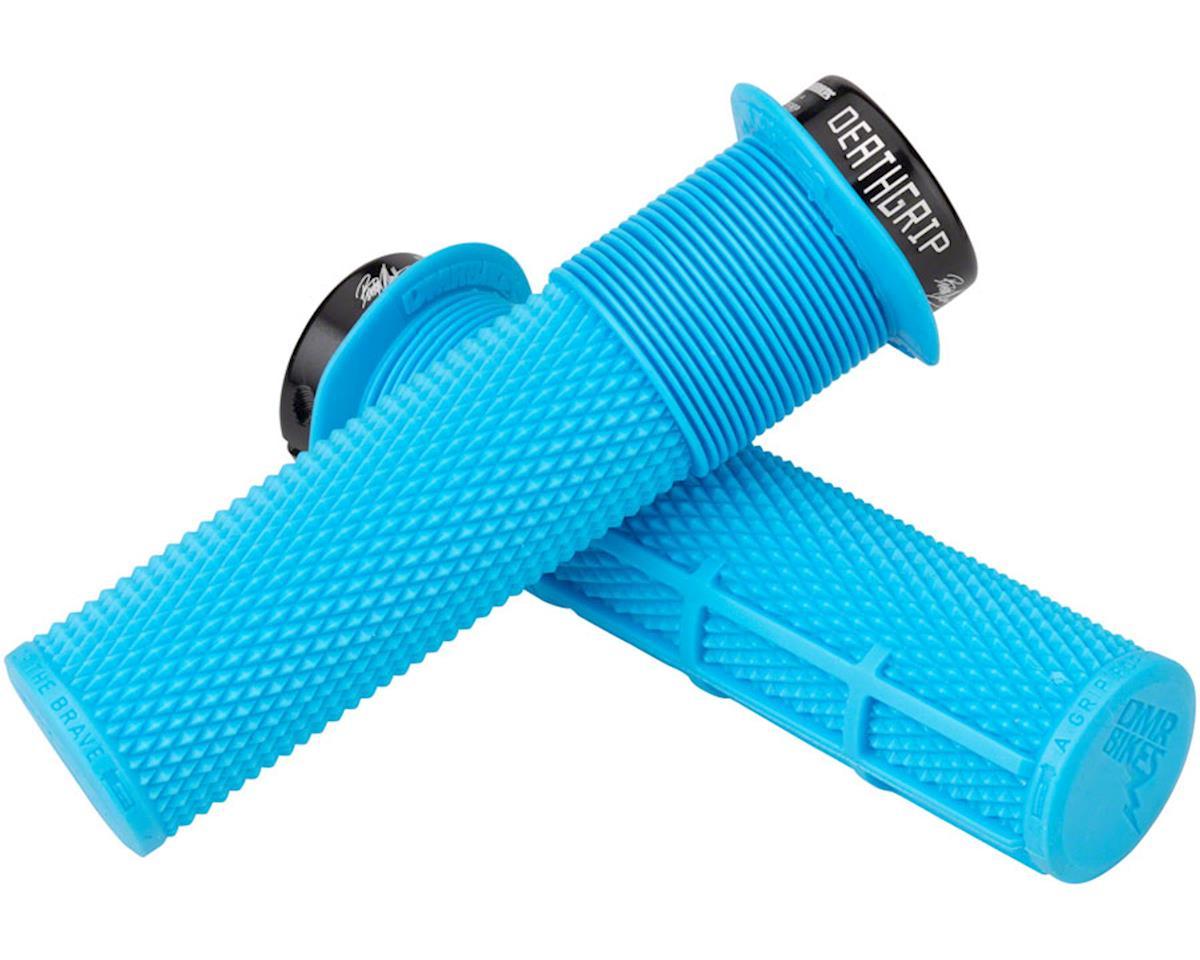 DMR Brendog Flanged DeathGrip, thick - blue