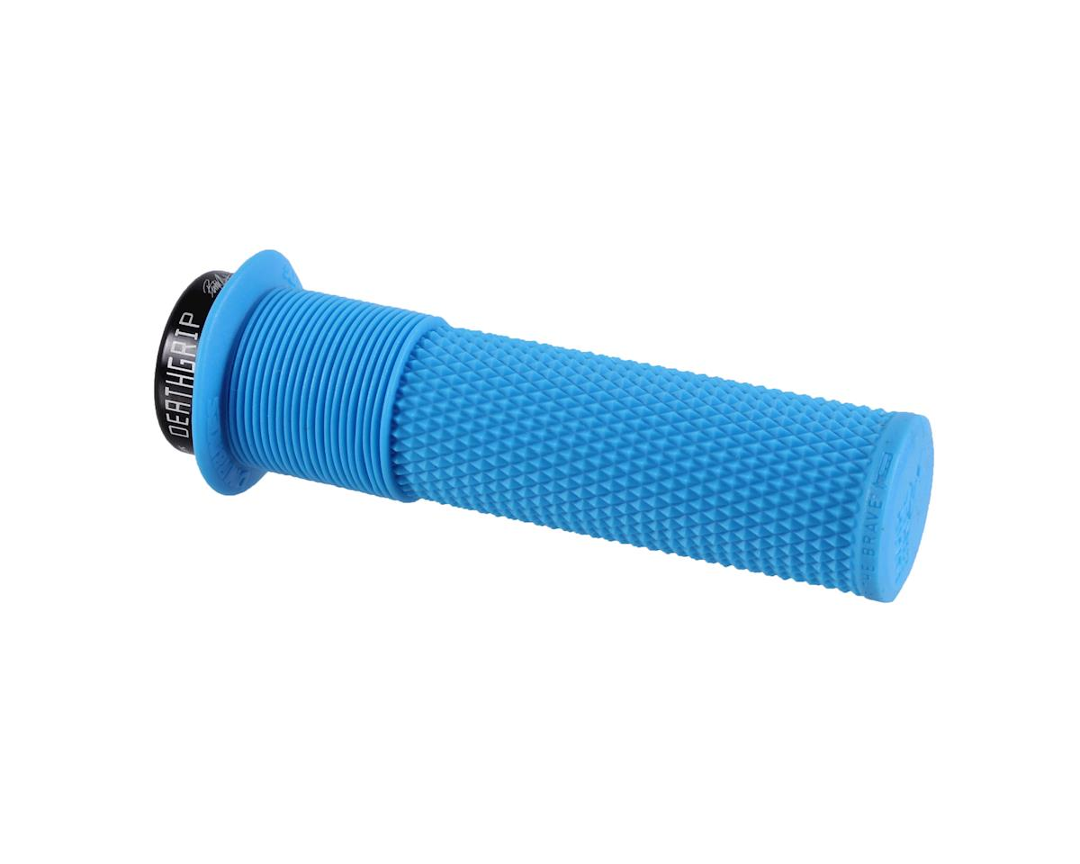 Brendog Flanged DeathGrip, thin - blue