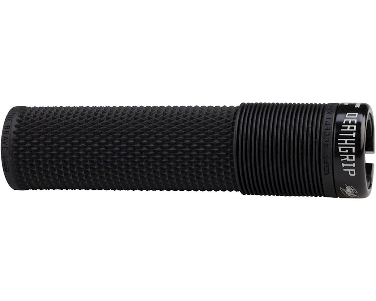 DMR Brendog Death Grip: Flangeless, Lock-On, Thick, Black