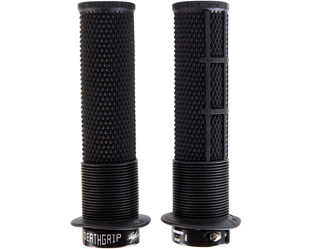 DMR Brendog Flangeless DeathGrip, thin - black