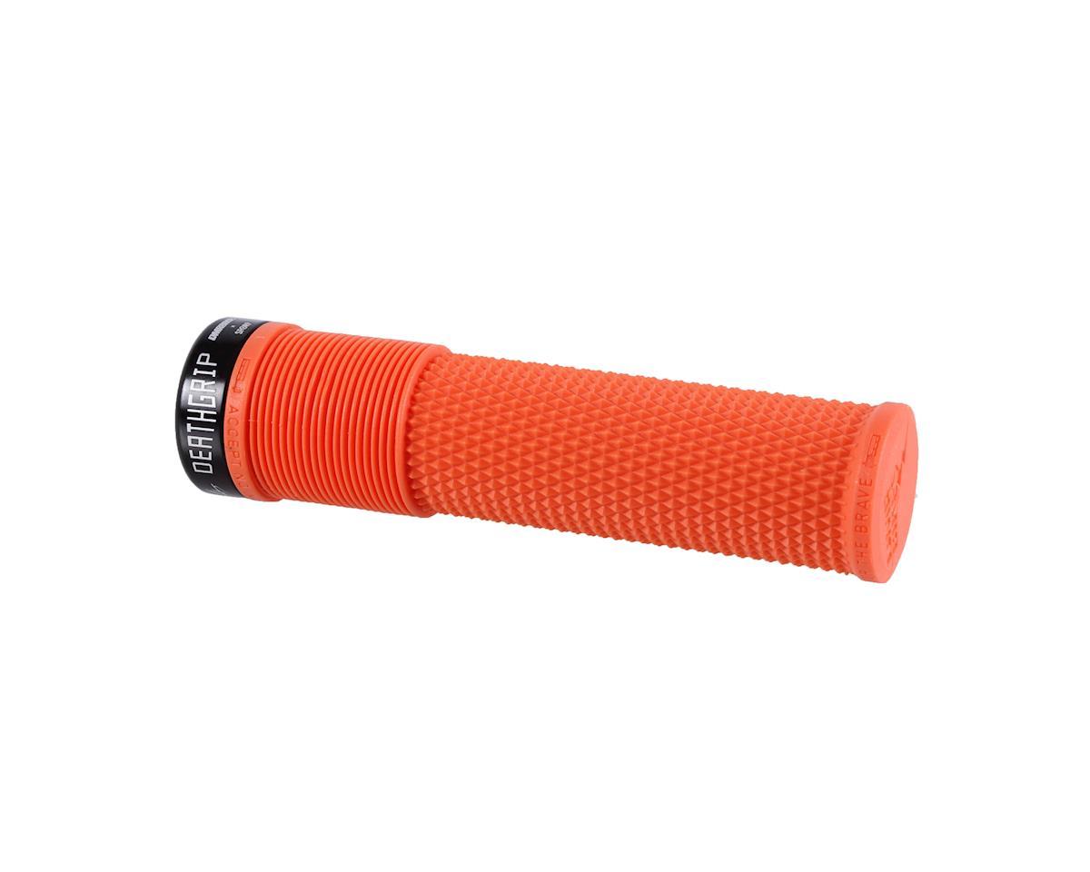 DMR Brendog Flangeless DeathGrip (Tango Orange) (Thin)